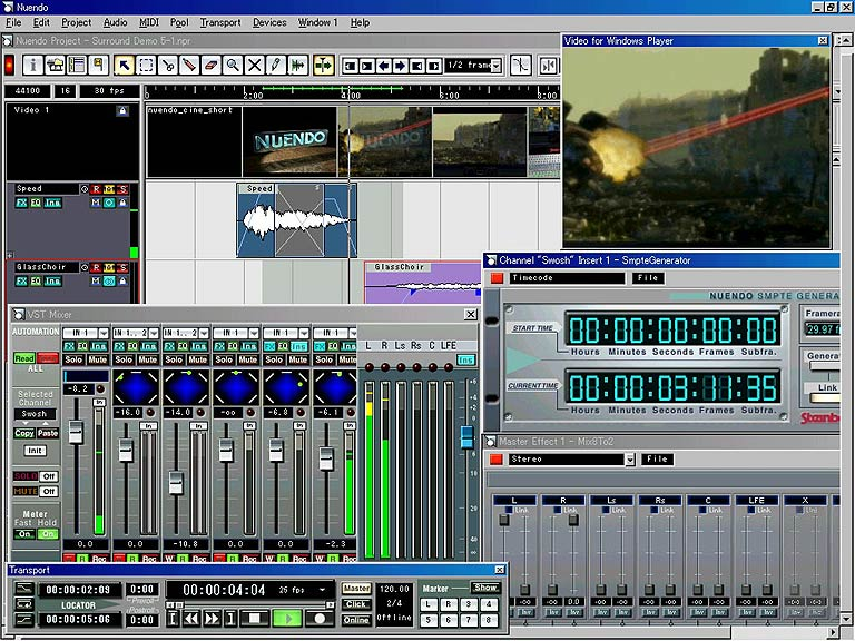 nuendo 3 software free  full version